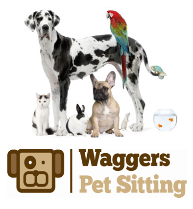 Waggers Pets are most grateful for…